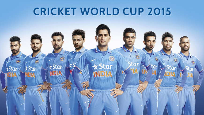 Cricket World Cup 2015 Cricket Store Online