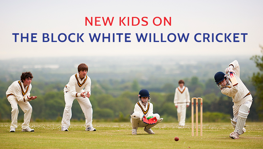 White Willow Cricket Introducing A New Cricket Bat Brand