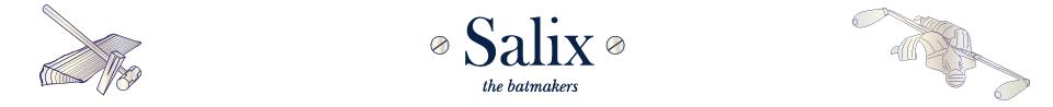 Salix Cricketbats