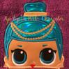 Genie Doll Peeker Applique Design