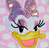 Daizy Duck Face  Applique Design