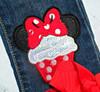 Miss Mouse Cupcake Applique Design