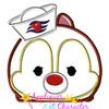 Cruise Dale Tsum Applique Design
