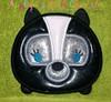 Bambie Flower Skunk Tsum Tsum Applique Design