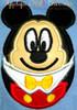 Mr Mouse Easter Egg Applique Design