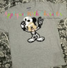 Mr Mouse Skeleton Halloween Applique Design