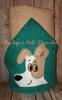 Pets Maxim Peeker Applique Design