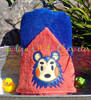 Mabel Hedgehog Applique Design