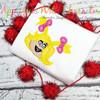 Grinchy New Version Cindy Applique Design