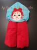 Rag Doll Ann Applique Design
