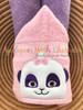 Lulu Panda Peeker Applique Design