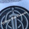 Bravery Movie Crest Applique Design