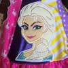 Frozen Elsa Applique Design