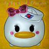 Daizy Duck Cruise Tsum Tsum Applique Design