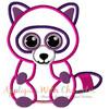 Beanie Raccoon Applique Design