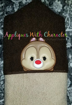 Dale Tsum Tsum Applique Design