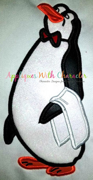 Mary Poppers Penguin Applique Design