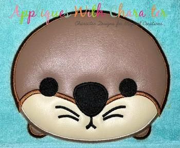 Finding Dorie Baby Otter Tsum Tsum Applique Design