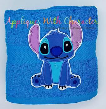 Stitch Applique Design