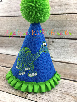 Good Dinosaur Sketch Embroidery Design