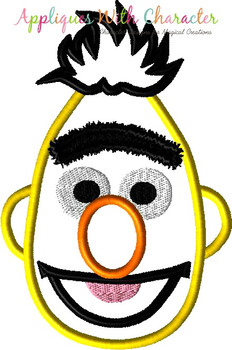 Bert Applique Design