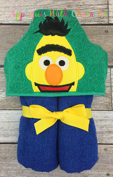 Bert Peeker Applique Design