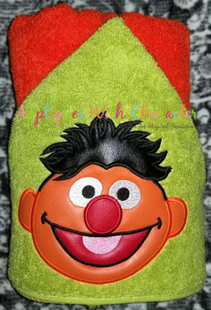Ernie Applique Design