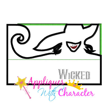 Wickedly Musical Applique Design