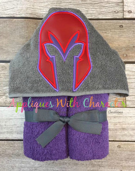 Magneto Peeker Applique Design