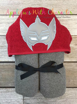 Thor Peeker Applique Design