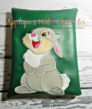 Bambie Thumper Full Body Applique Design
