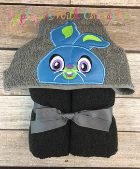 Toy Story Bunny Peeker Applique Design