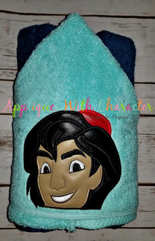 Aladdine Peeker Applique Design