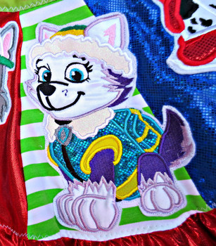 Pup Patrol Everi Applique
