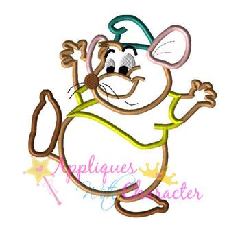 Cindy Gus Mouse Applique Design