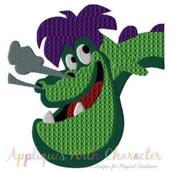 Full Pete Dragon Applique Design