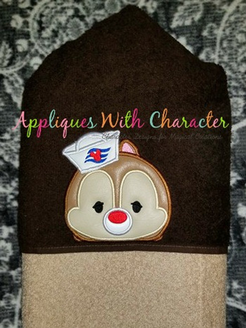 Cruise Dale Tsum Applique Design