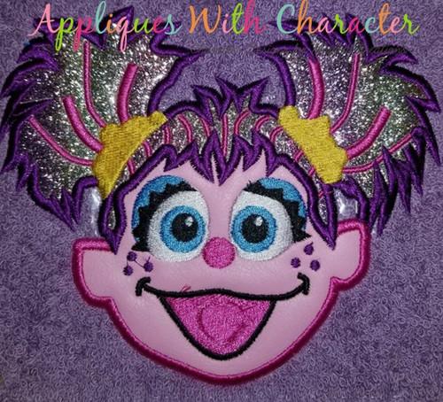 Abby Applique Design