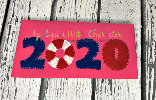 2020 Cruise ZZ Applique Design