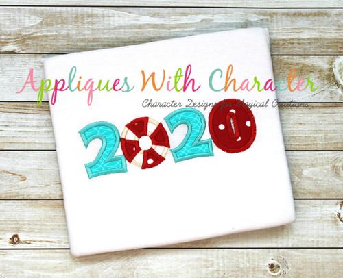 2020 Cruise Applique Design