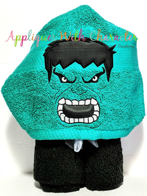 Hulky Applique Design