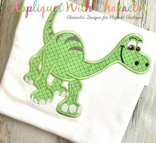 Good Dinosaur Applique Design