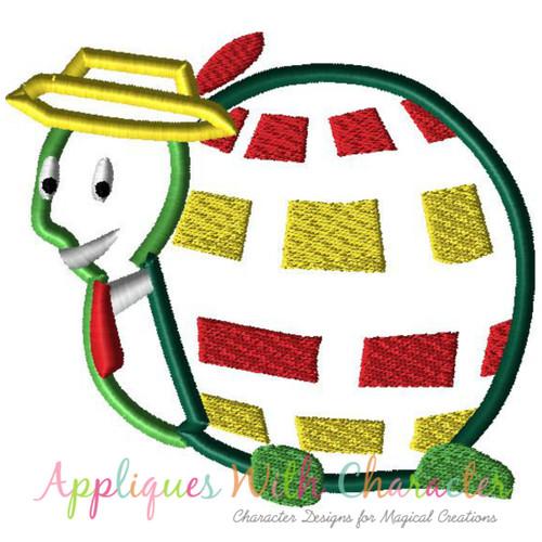 Electrical Parade Turtle Hat Applique Design