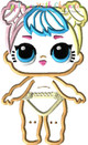Lil Bon Doll Applique Design