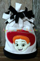 Toy Story Jessie Peeker Applique Design
