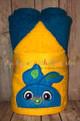 Toy Story Bunny Peeker Applique Design