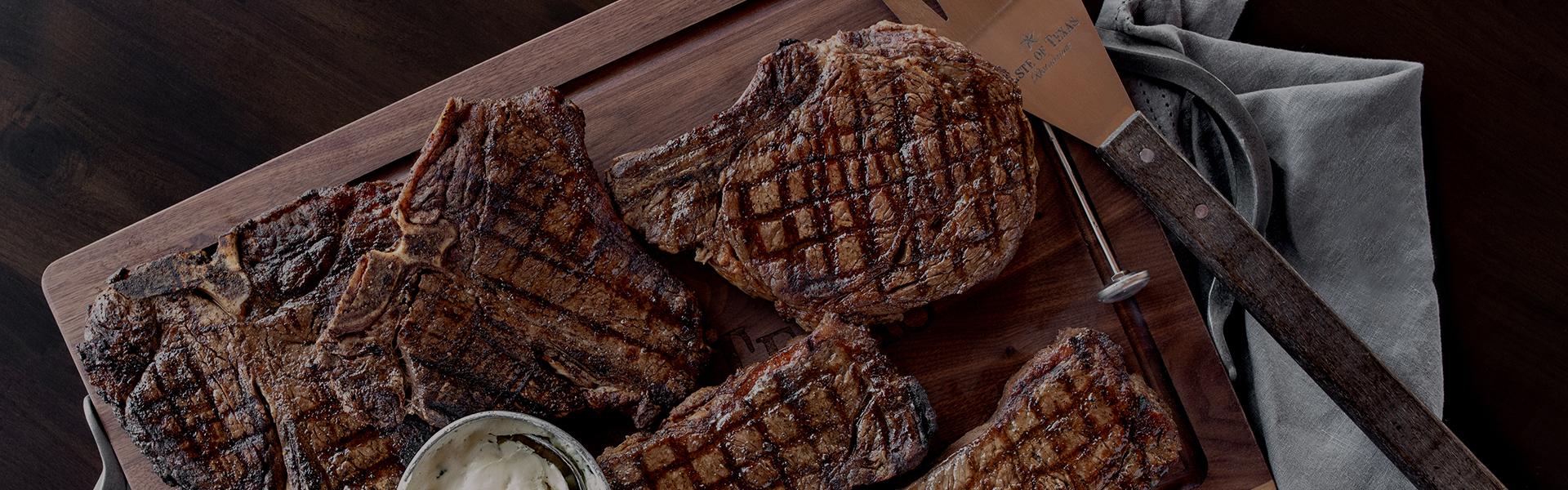 Gourmet Steaks