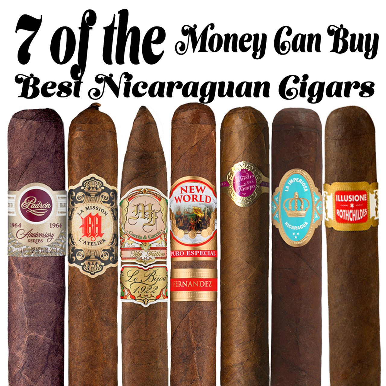 The Best Nicaraguan Cigars: 5 to Add to Your Collection