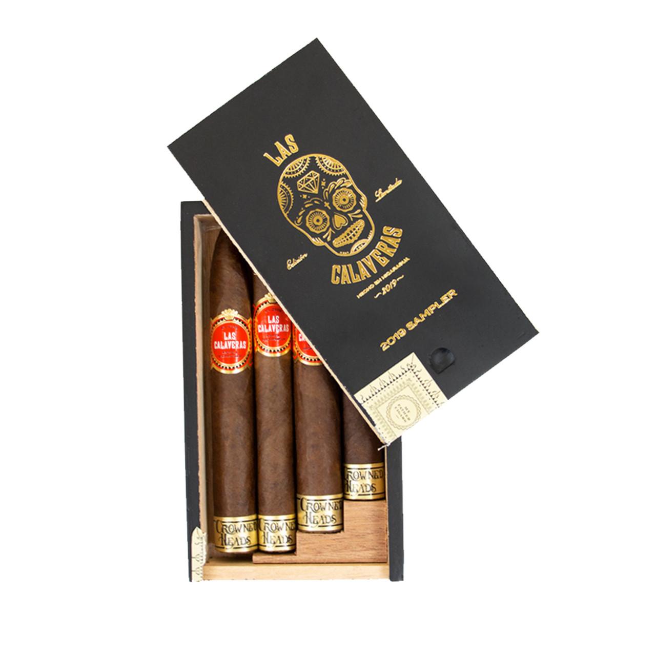 Las Calaveras Edicion Limitada 2019 Sampler Cigars - Box of 4