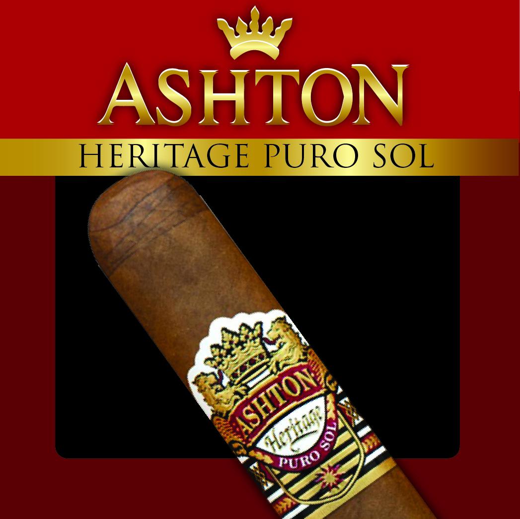 Ashton Cigars | Heritage Puro Sol